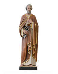 St Peter the Apostle Statue
