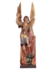 St Michael the Archangel Statue