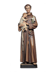 St Anthony with Child Statue 2