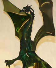 Dragon1 Metal Green