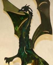 Dragon1 Metal Green