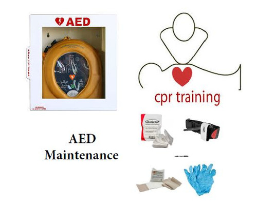 AED CPR Total Care Package