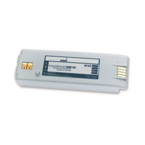 Cardiac Science Intellisense Lithium Powerheart AED Battery for Cardiac Science G3 - WHITE