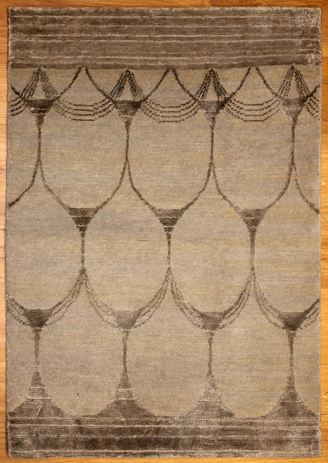 Perfect Modern Design Rug Made In India.