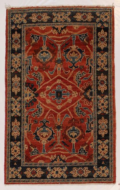 Exceptional 2u002711 X 4u002711 Afghan Rug