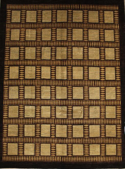 9'x 12' contemporary rug
