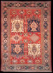 4' x 6' Harara rug
