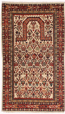 Caucasian Prayer rug design