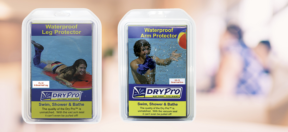 Waterproof Cast Protectors