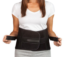 ARCHIMED 637 SPINAL BRACE  (FRONT VIEW)