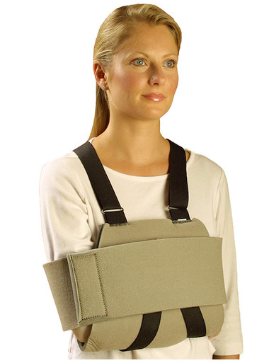 UNIVERSAL FOAM SLING & SWATHE SHOULDER IMMOBILIZER