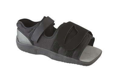 SQUARE TOE POST-OP SHOE MENS