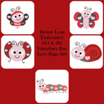 Valentine's Day Love Bugs