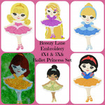 Ballet Princess Set