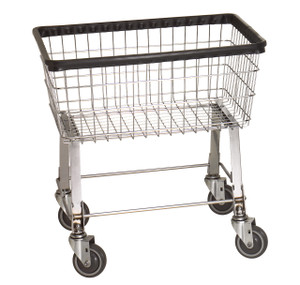 R&B #96B:  Economy Laundry Cart