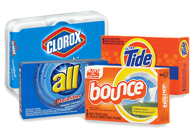 Detergents and Softeners