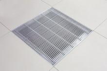 Metalfloor Aluminium Access Floor Grille - 599 x 599 mm PSA Heavy Grade / Without Damper