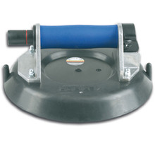 Veribor BO 601.2 Single-Cup Pump-Activated Aluminium Suction Lifter - 80 kg capacity