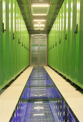 Structural Glass Panel 599 mm x 599 mm x 40 mm - Data Centre Use - Please Call For Prices & Availability