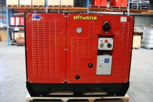 Spitwater SW21200DE Hot/Cold Diesel Pressure Cleaner