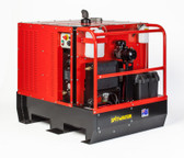 SW21-200DE 3000PSI 21LPM 23.5HP Elec. Start Kubota Diesel Pressure Cleaner