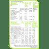 Dru Barley Grass leaf powder Bulk