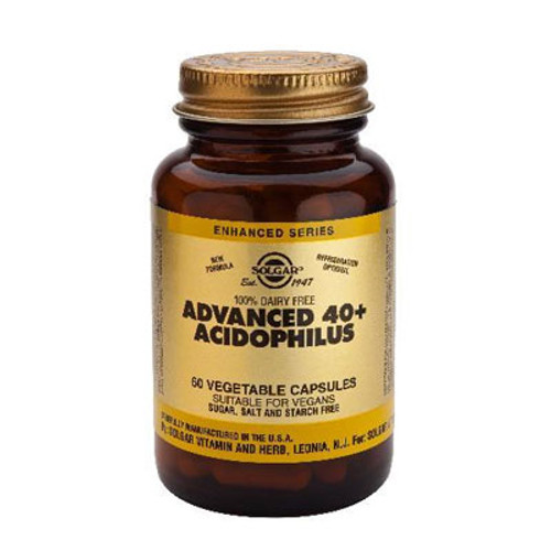 Advanced 40+ Acidophilus 60 capsules