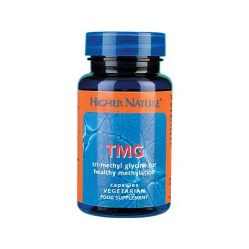Tri-Methyl Glycine (TMG) 30caps
