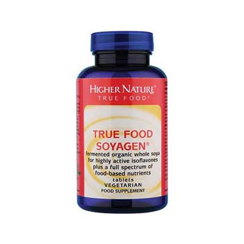 True Food Soyagen - Active Isoflavones 90 tabs