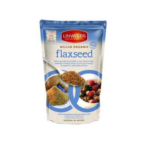 Milled Organic Flaxseed 425g