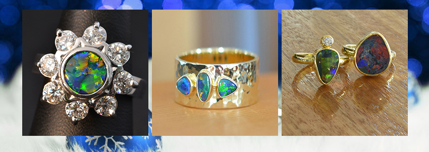 Lost Sea Jewels Rings