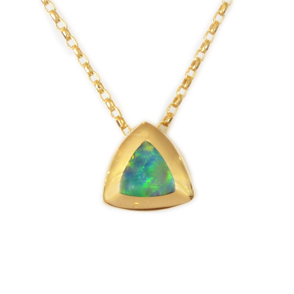 pendant jewelry products merenfeld triangle triangular inspirations strength necklace miriam collections