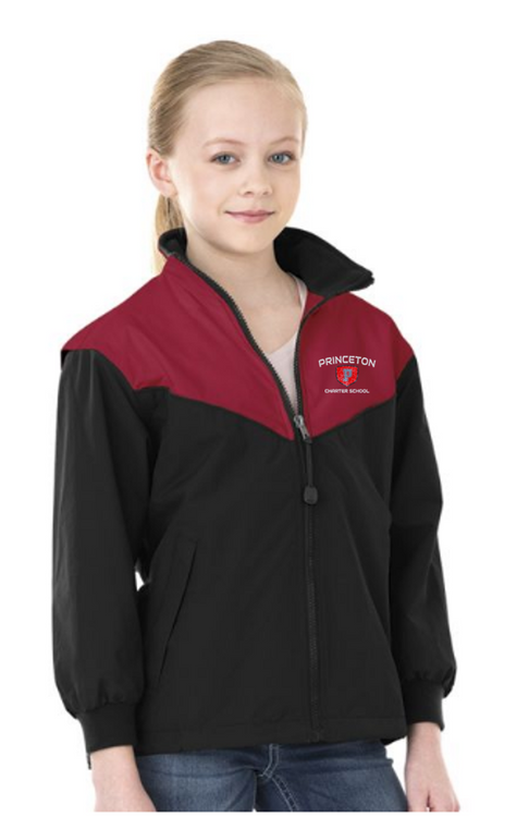 PCS Champ jacket with full back decoration and free personalization!