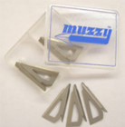 Muzzy 4-blade Replacement Blades (18 blades) MX-4 Broadhead