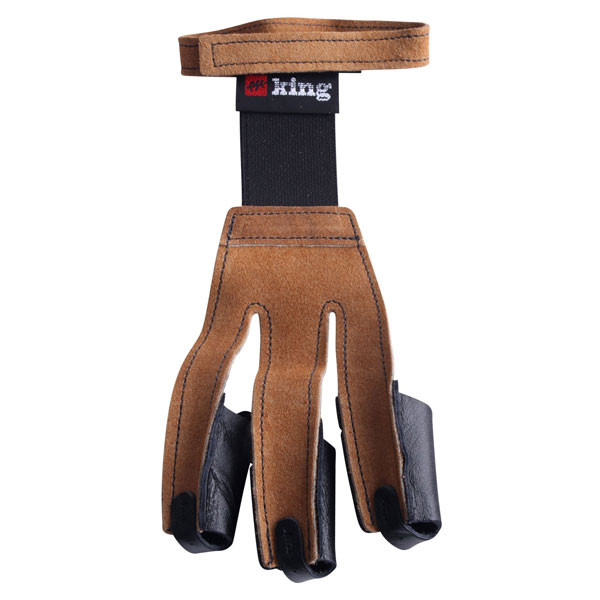 PSE Traditional Leather Glove MEDIUM