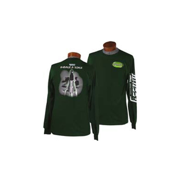 Muzzy Impale a Scale L/S Bowfishing Shirt MEDIUM