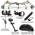 Bear Anarchy HC Compound Bow Deluxe Package RH 28/60 Realtree