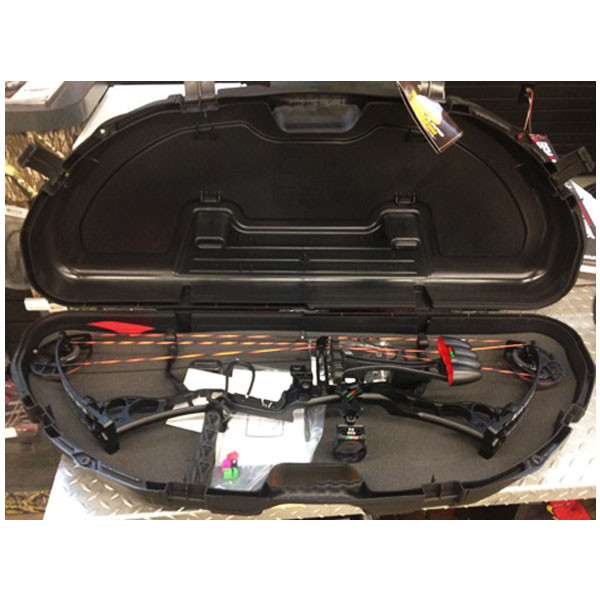 Bear Anarchy HC Compound Bow Deluxe Package LH 29/70 Shadow