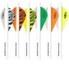 Bohning Blazer Quik Fletch Neon Green (6 Pack)