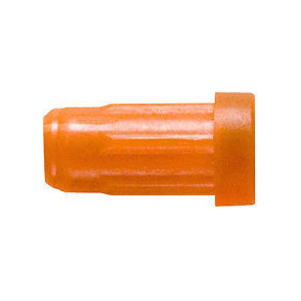 Easton Carbon Bolt Flat Nocks 12 Pk Orange
