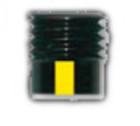 Speciality Archery 1/32in Aperture w/ #1 Clarifier Lens (yellow)