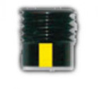 "Speciality Archery Clarifier #1 Lens 1/4""-YELLOW"