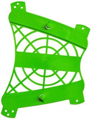 Bohning Web Archery Armguard Neon Green