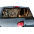 "CamoWraps 20"" x 66"" - Window Film Graphics Whitetail with Realtree Xtra"