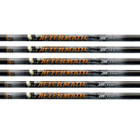 Easton AfterMath Raw Carbon Shafts - (12 Pack) 500