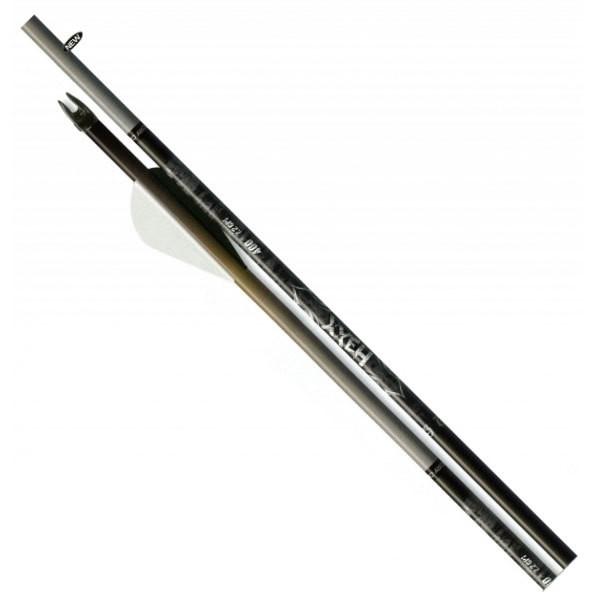 Easton Hexx Carbon Arrows Black w/ 2 in Blazers 6 Pack 400