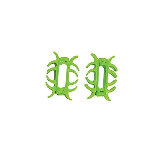 PSE Colored Limb Bands Bow Silencers (2 Pack) Green