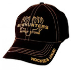 Bowhunters Supply Store Cap Blk/Orange