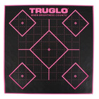 TruGlo Tru-See 5 Diamond Firearm Target 12x12 6 Pack Pink