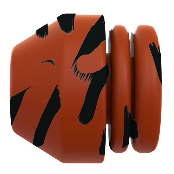 Bee Stinger Archery Stabilizer Deresonator Orange